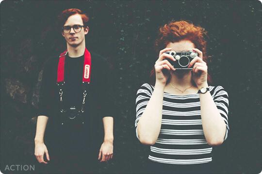 Polaroid 669 nega film effect photoshop