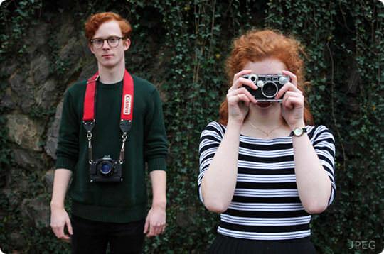 Polaroid 669 nega source