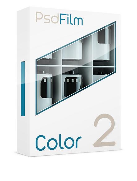 Color films emulation 2