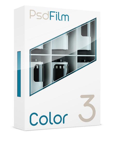 Color films emulation 3
