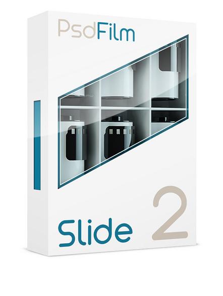 Slide films emulation 2