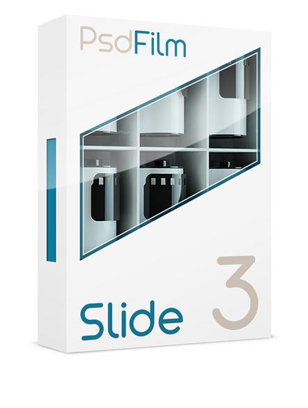 Slide films emulation 3